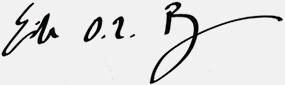 Erik-namnteckning